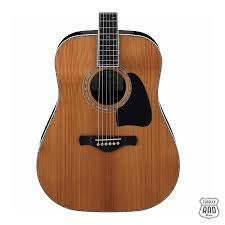 Ibanez AVD80 ARTWOOD VINTAGE THERMO AGED Series Acoustic Guitar Natural High Gloss