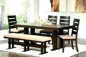 Full Size Of Wood Dining Room Table With Bench Use Galvanized Pipe Instead The Metal