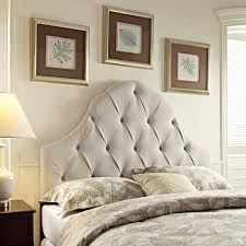 Diamond Tufted Headboard With Crystal Buttons by Amazon Com Pulaski Adelaide Round Top Tufted Headboard Queen