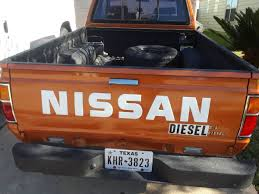 Tiny Trucks In The Dirty South — 1984 Nissan 720 Running On DIESEL ... Description 31984 Datsun 720 4wd 4door Utility 20110717 01 File1984 Nissan King Cab 2door 200715 02jpg The 5000 Challenge Immediate Grfication Edition Hemmings Daily Tiny Trucks In The Dirty South 1984 Running On Diesel Toprank Trading News Topics Pickup Redmond Wa Owned By Monster_max Diesel 8083 Ki Jason Flickr Truck Pickup Stock Photos Images Old Parked Cars Datsunnissan Patrol Wikipedia Press Photo Car Company Historic