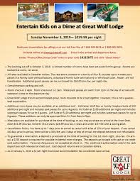 Great Wolf Lodge November 3, 2019 | Entertain Kids On A Dime ... Tna Coupon Code Ccinnati Ohio Great Wolf Lodge How To Stay At Great Wolf Lodge For Free Richmondsaverscom Mall Of America Package Minnesota Party City Free Shipping 2019 Mac Decals Discount Much Is A Day Pass Save Big 30 Off Teamviewer Coupon Codes Coupons Savingdoor Season Perks Include Discounts The Rom Grab Promo Today Online Outback Steakhouse Coupons April Deals Entertain Kids On Dime Blog Chrome Bags Fallsview Indoor Waterpark Vs Naperville Turkey Trot Aaa Membership