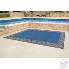 polypropylene patio mat 9 x 12 patio mat polypropylene trellis design 9 x12 navy