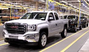 100 Gm Truck GM Starting Second Silverado Sierra Shift In Oshawa To Meet Demand