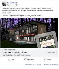 100 Dream Home Design Usa Online Ad Examples Architect Marketing Institute Member