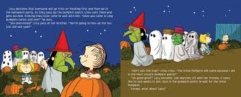 Linus Great Pumpkin Image by It U0027s The Great Pumpkin Charlie Brown Book By Charles M Schulz