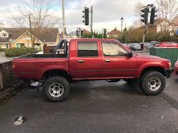 TOYOTA HI LUX CREW CAB CLASSIC | In High Lane, Manchester | Gumtree