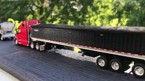 4 DCP Trucks.Part 1. - YouTube Speccast 164 Dcp Peterbilt 579 Semi Truck Wrenegade Lowboy John Kenworth T800 Day Cab With Heil Fuel Tanker Atlas Oil Scale W900 In Matchbox Car City Red Stretch Chrome Grain Trailer W Tarp Minichreshop_com 38 Sleeper Truck 53 Utility Trailer Diecast Replica Of Dick Simon Trucking Freightliner Century Class Model Trucks Diecast Tufftrucks Australia National Llc Duluth Ga Rays Photos The Supply Chain Management Cooperative Serving Rc Lowrider Unique Pin By T84tank On Dcp Custom Trucks Photograph Big Toys For Sale Exclusive 1 64 Scale 379 Peterbilt 60 Toys Hobbies Cars Vans Find Diecast Promotions