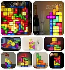 Tetris Stackable Led Desk Light by Tetris Stackable Led Desk Lamp Lightings And Lamps Ideas