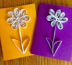 Flower Paper Quilling For Kids Allfreepapercrafts Com How To Make