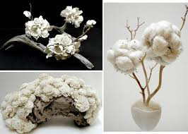 Non Flower Wedding Decorations Flowers Floral Centerpieces Rustic Organic Natural