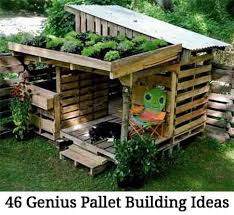46 Genius Pallet Building Ideas 37