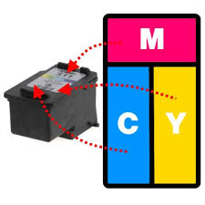 For These Cartridges We Recommend Injecting The Following Amount Of Ink Into Each Chambers Cyan Magenta Yellow