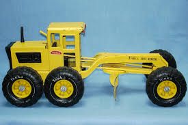 Vintage Metal Tonka Trucks Construction Toys, Toys For Trucks ...