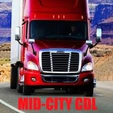 100 Mid City Truck Driving Academy CDL Training YouTube