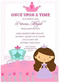 Princess Pamper Party Invitation Template Elegant Birthday Invitations And