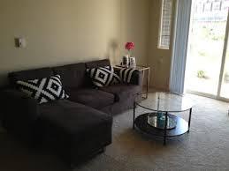 small spaces sectional sofa black faux walmart com