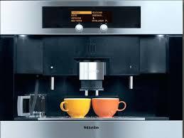 Built In Coffee System Miele Machine Cva 3660