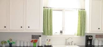 Kitchen Drapery Ideas 5 Ideas For Modern Kitchen Window Treatments To Try Out