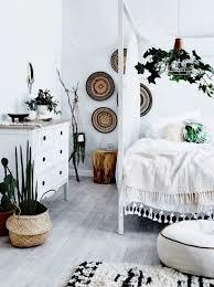 boho schlafzimmer in naturtönen mit bild kaufen