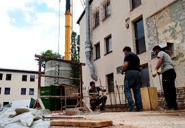100 Haus Construction Deutsches