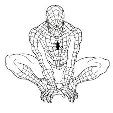 Amazing Spider Man Coloring Page On Site Pages Superhero Lizard 1