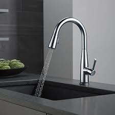Delta Faucet 9178 Ar Dst Leland by Delta Faucet 9113t Rb Dst Essa Single Handle Pull Down Kitchen