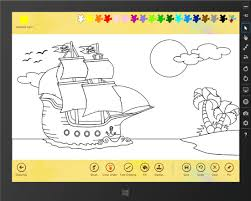 How I Built The Paint 4 Kids Windows Store App Using Only HTML5