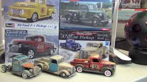 Revell Pick Up Trucks (Part 2) - YouTube Revell Peterbilt 359 Cventional Tractor Semi Truck Plastic Model Free 2017 Ford F150 Raptor Models In Detroit Photo Image Gallery Revell 124 07452 Manschlingmann Hlf 20 Varus 4x4 Kit 125 07402 Kenworth W900 Wrecker Garbage Junior Hobbycraft 1977 Gmc Kit857220 Iveco Stralis Amazoncouk Toys Games Trailer Acdc Limited Edition Gift Set Truck Trailer Amazoncom 41 Chevy Pickup Scale 1980 Jeep Honcho Ice Patrol 7224 Ebay Aerodyne Carmodelkitcom