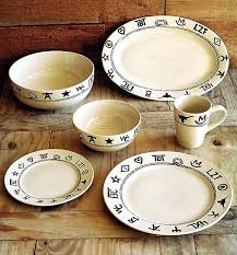 Cabin Style Dinnerware Piece Branded Set Sets For 8 On Sale