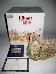 100 Armada House Details About Lilliput Lane Village Handmade In England Number L5165