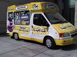 100 Youtube Ice Cream Truck Promotional Van Branding For Advertising Marketing