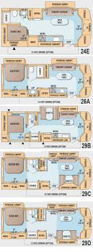 C Floor Plans by Jayco Greyhawk Class C Motorhome Floorplans Large Picture