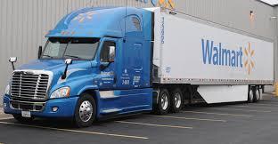 100 Big Blue Trucking Captive Trucking Helps Walmart Weather Transport Crunch