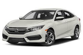 2017 Honda Civic LX 4dr Sedan Information