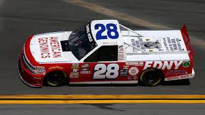 100 Jayski Trucks 2018 NASCAR Camping World Truck Series Paint Schemes Team 28
