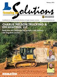 100 Ralph Smith Trucking Brandeis Focusing On Solutions February 2018 By