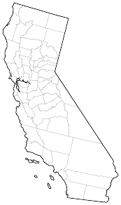 FileCalifornia Counties Outline Mapsvg