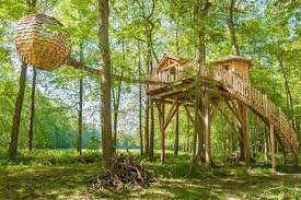 100 Tree House Studio Wood Getaways Glampinghubcom