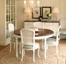 2352 Grace Dining Room Painted Overall View