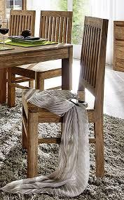 massivholz esszimmer garnitur 6teilig essgruppe palisander sheesham