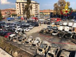 100 Truck Explosion Bologna Explosion Blast From Crashed Gas Tanker Sent Out Extremely