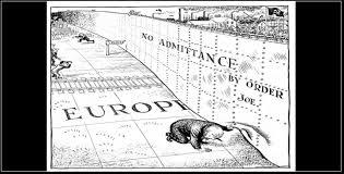 Iron Curtain Warsaw Pact Apush by Iron Curtain Political Cartoon Integralbook Com