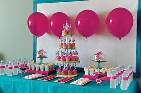 decoration pour anniversaire comment decorer une table 6 comment faire la décoration pour