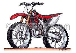 Bike Clipart Red Dirt Drawing At Getdrawings Com