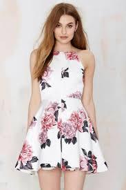 flower summer dresses
