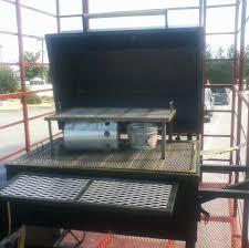 100 Truck Grills Butler Built Custom Smoker Grills Trailers And Truck Racks
