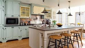 Traditional Trades Period Kitchen Cabinets