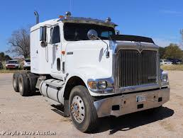1999 International 9900 Semi Truck | Item ED9579 | SOLD! Nov...