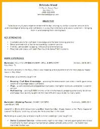 Resume For Bartending Sample Bartender Resumes Samples This Is Examples Template