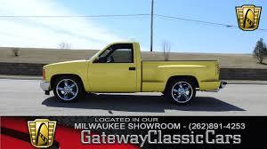 100 1989 Gmc Truck GMC Sierra C1500 Gateway Classic Cars 445MWK